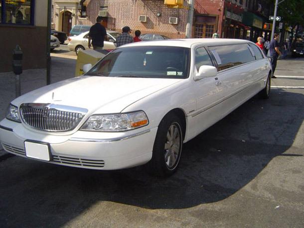 coche de lujo para bodas